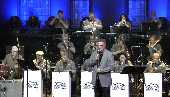 The Swing Time Big Band
