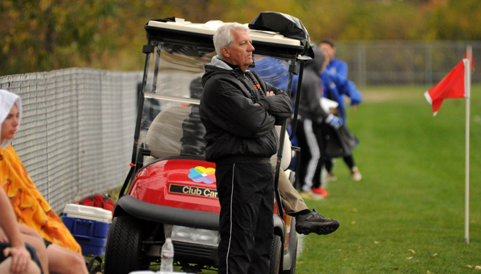 Clintonville boys' soccer coach joins the show to talk about the Truckers going into the playoffs. Erik Buchinger photo