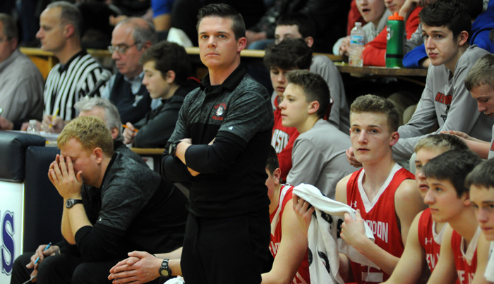 New London basketball coach Kurt Schommer joins the podcast to talk about his team's loss to Xavier on Friday night.